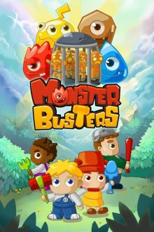 Monster Busters: Hexa Blast