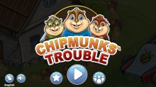 Chimpunks Trouble