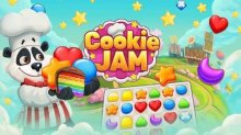 Cookie Jam Blast – Match & Crush Puzzle
