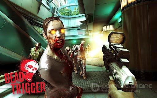 Скачать взломанный Dead Trigger на Андроид бесплатно на русском. Взлом Dead Trigger