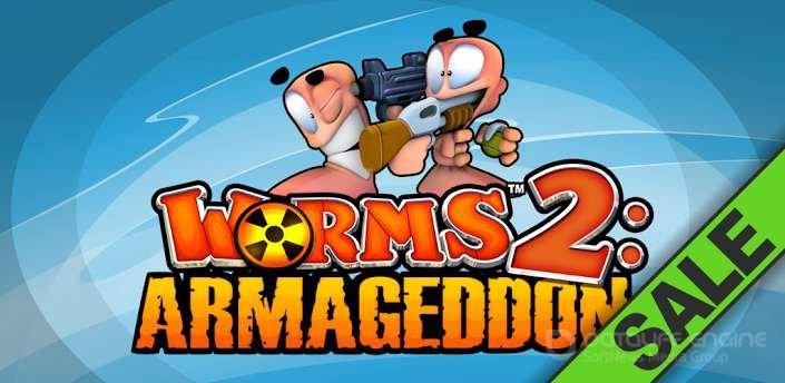 Скачать Worms 3 [Мод: Unlocked] 2 4 на андроид