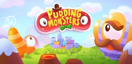 Взломанный Pudding Monsters для Андроид