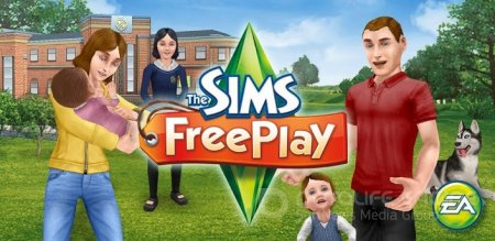 Взломанный The Sims FreePlay для Андроид