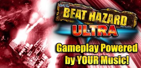 Взломанный Beat Hazard Ultra для Андроид