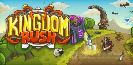 Взломанный Kingdom Rush для Андроид