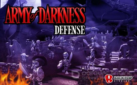 Взломанный Army of Darkness Defense для Андроид