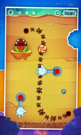 Взломанный Cut the Rope: Experiments для Андроид
