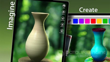 Взломанный Let's Create! Pottery для Андроид