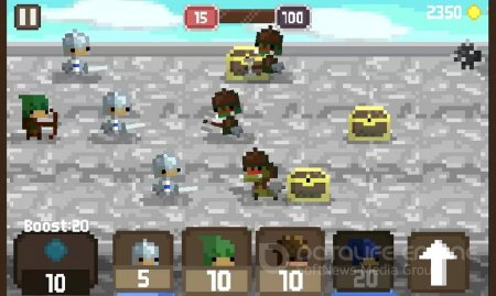 Взломанный Pixel Kingdom для Андроид