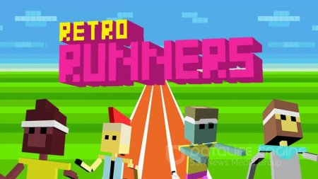 Взломанный Retro Runners для Андроид