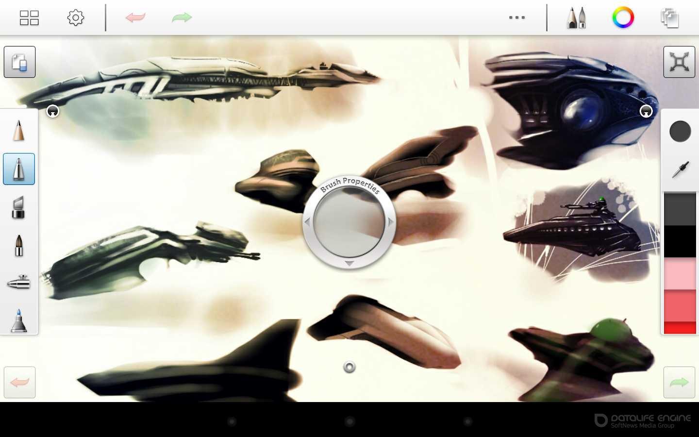 Андроид приложения для стилуса