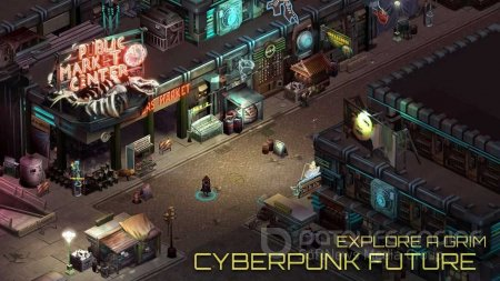 Взломанный Shadowrun Returns для Андроид