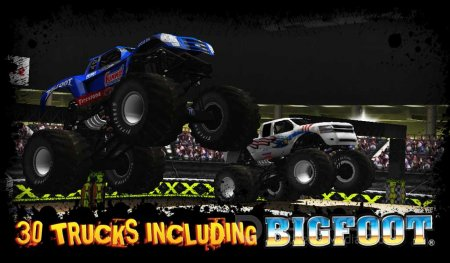 Взломанный Monster Truck Destruction для Андроид
