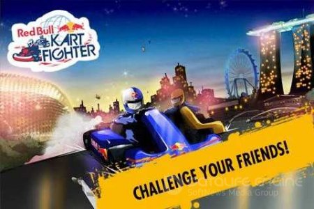 Взломанный Red Bull Kart Fighter WT для Андроид