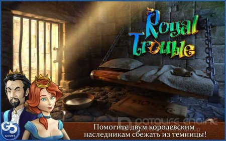 Взломанный Royal Trouble для Андроид