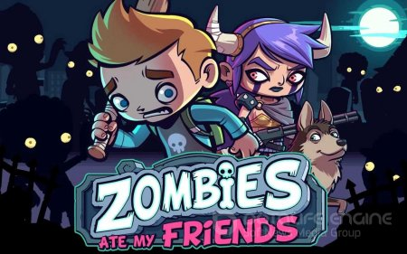 Взломанный ZOMBIES ATE MY FRIENDS для Андроид