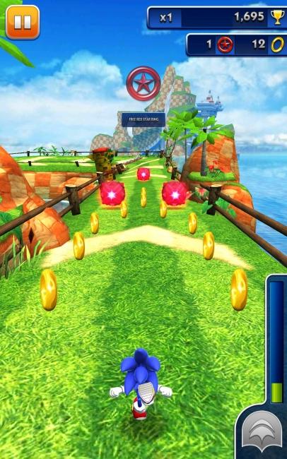 Sonic The Hedgehog для android - PDAlife ru