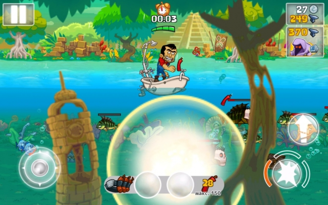 Dynamite Fishing – World Games
