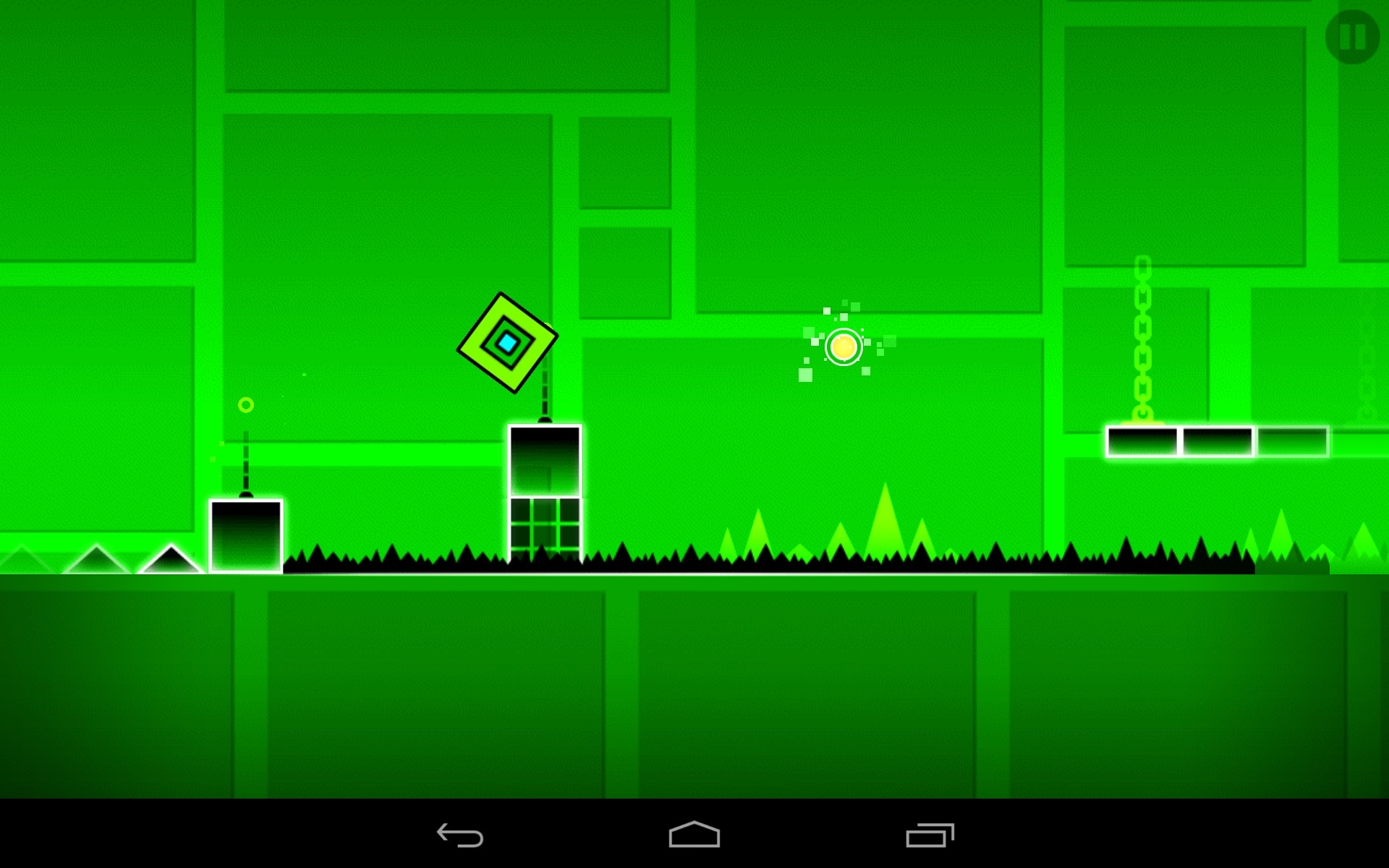Скачать на андроид игру геометрия даш