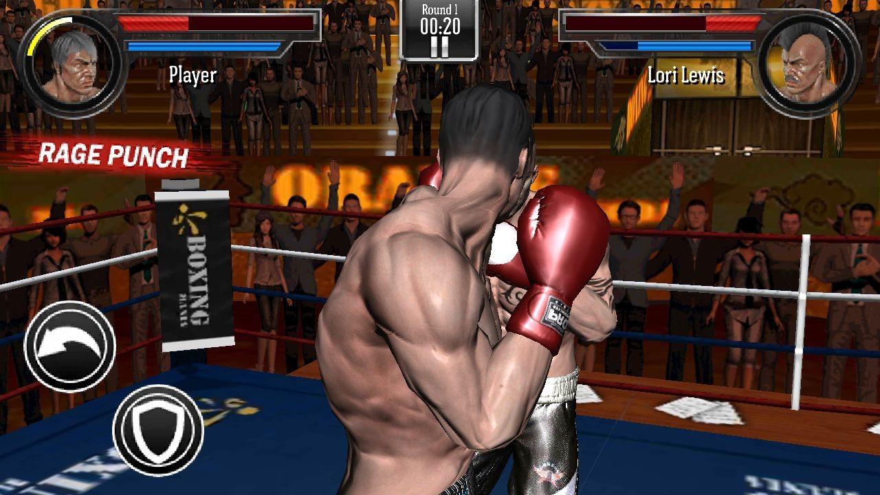Симулятор бокса скачать для андроид
