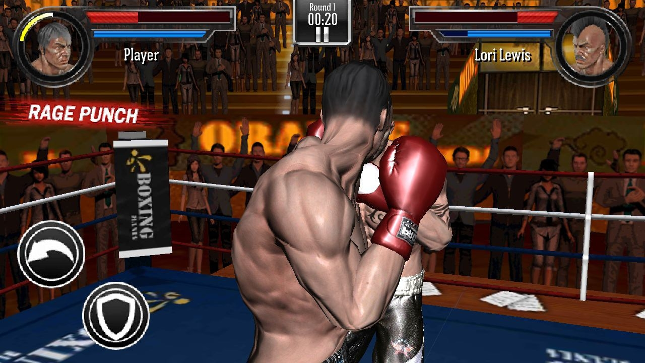 Симулятор бокса на андроид скачать
