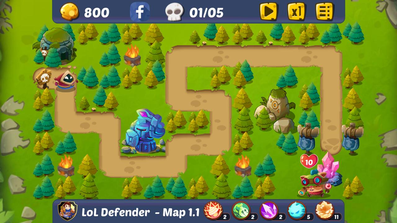 Скачать Defender 2 на Андроид бесплатно