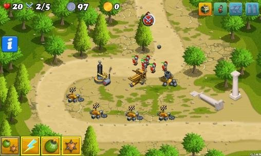 Toy Defense 2 — Стратегии, солдатики и башенки …