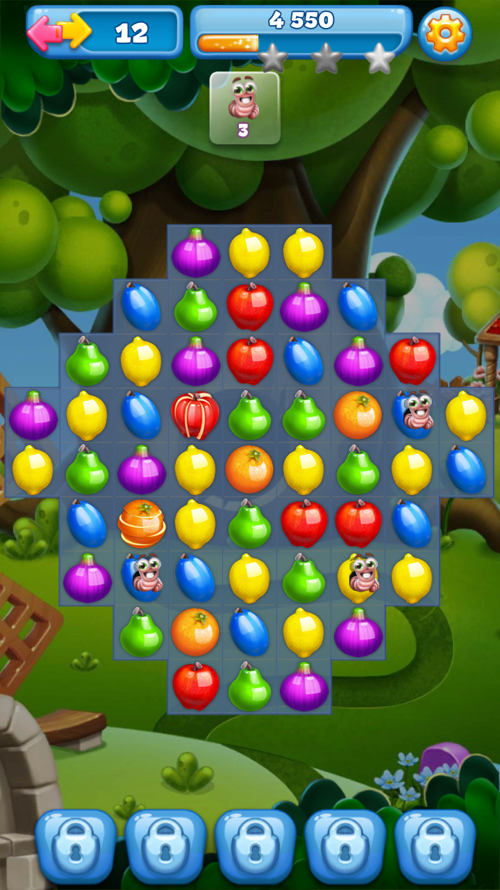 Fruit land v1. 180. 0 скачать андроид игру бесплатно. Фруктовая.