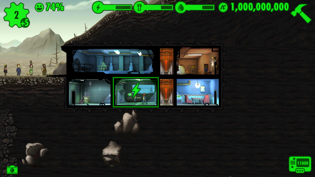 Fallout Shelter Android Rutor - laalldownloader
