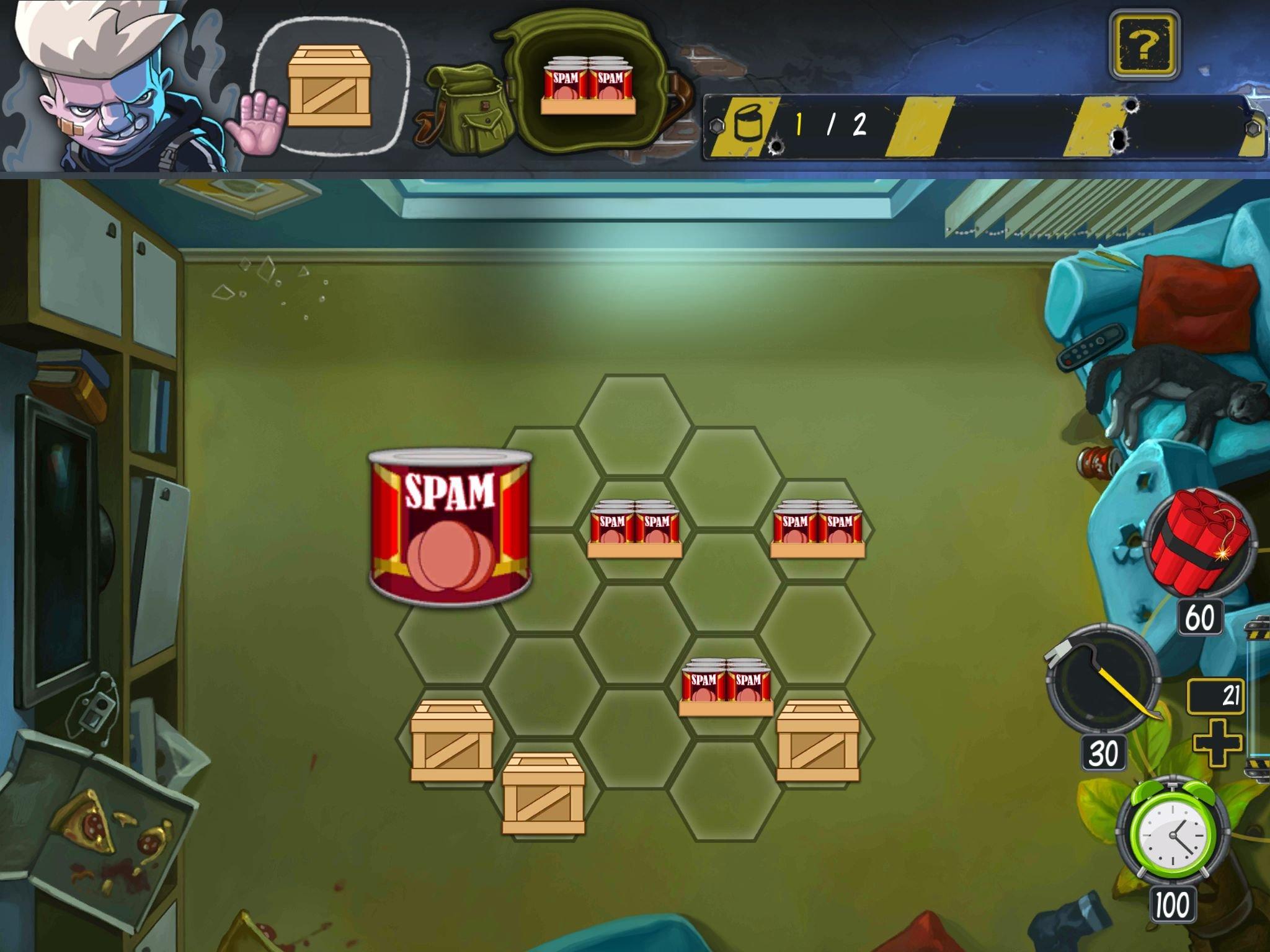 Игра Zombie Outbreak Simulator для Android