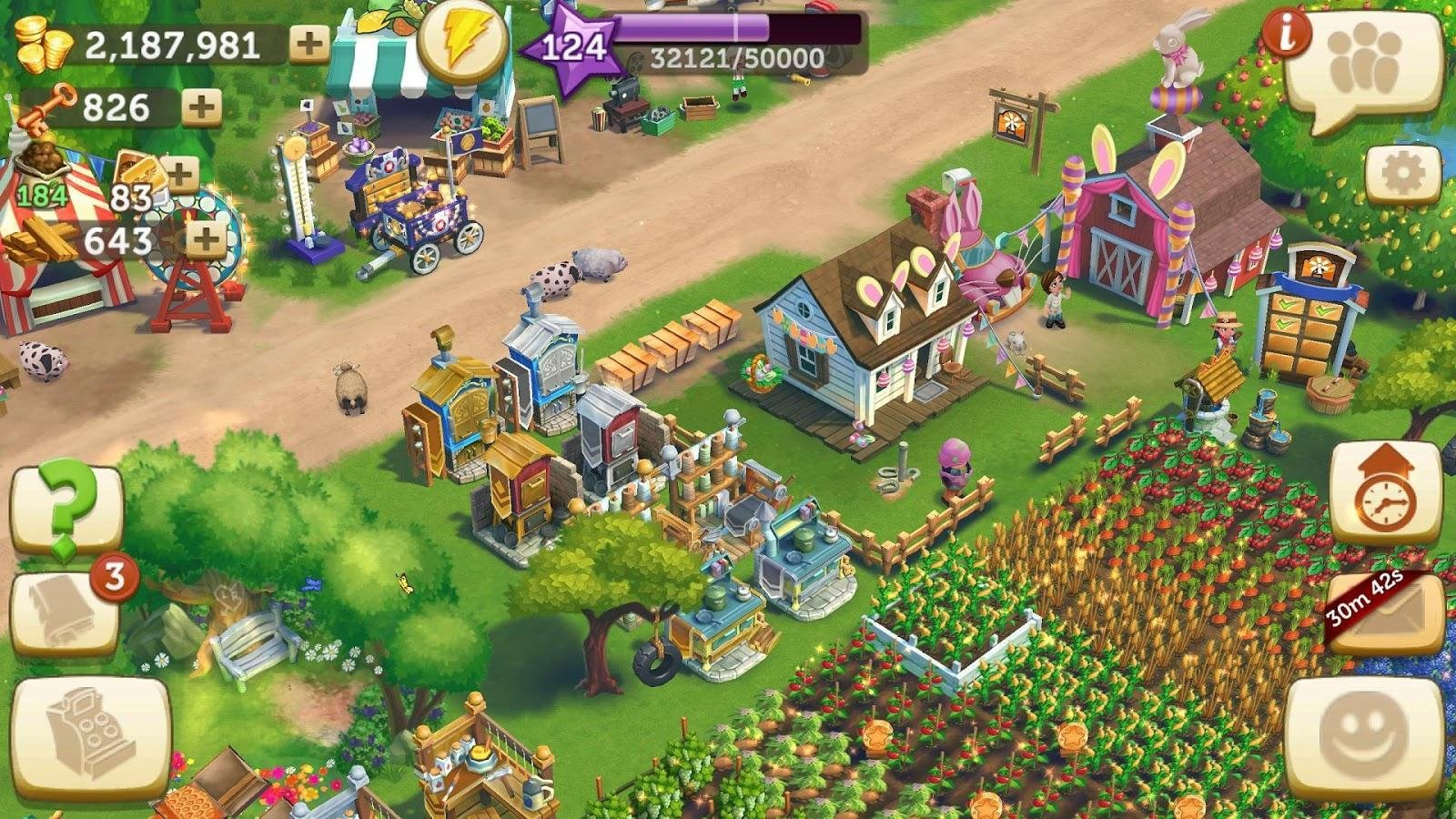 игра ферма сельское уедиенение мод много ключей